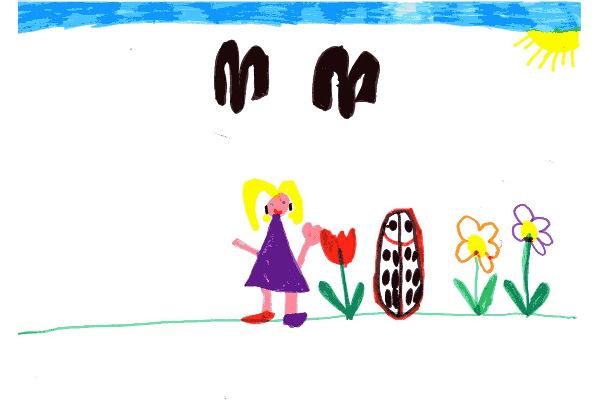 Alice Riato - 8 anni