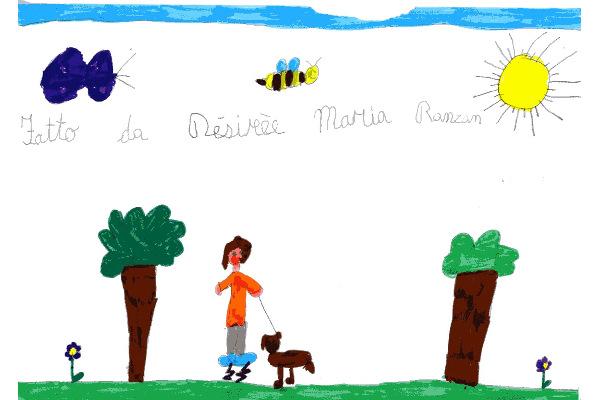 Désirée Ranzan - 8 anni