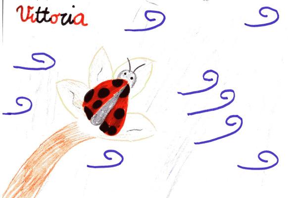 Vittoria Cazzola - 8 anni