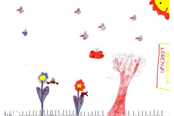 Benedetta Lorenzi - 8 anni