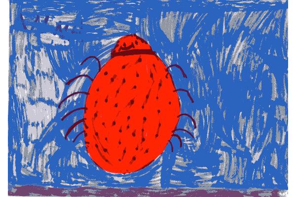 Anna Bertin - 6 anni