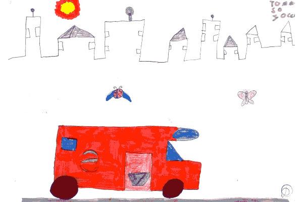 Tommaso Zocca - 6 anni