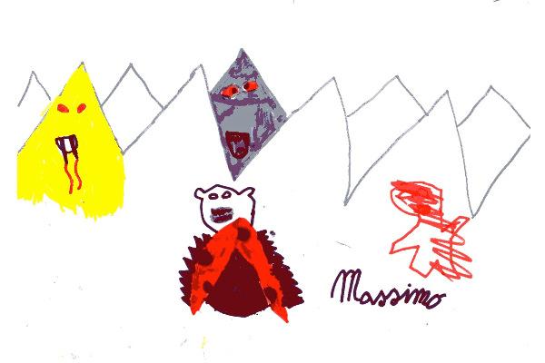 Massimo Pellizzari - 8 anni