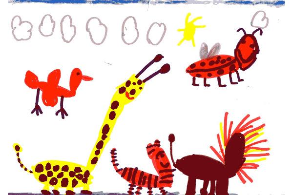 Mattia Rossato - 6 anni