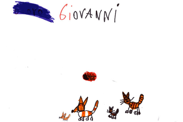 Giovanni Scalise - 7 anni