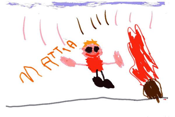 Mattia Schiavo - 5 anni
