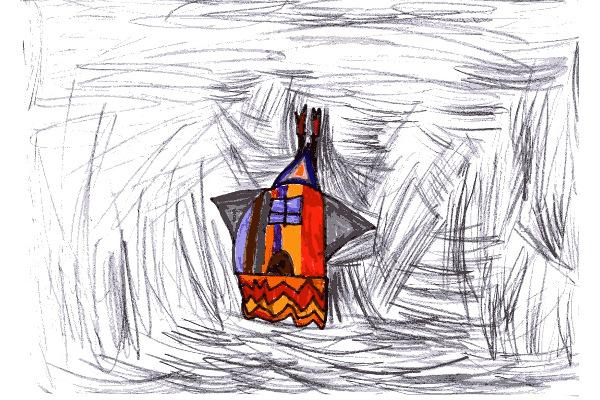 Francesco Greggio - 6 anni