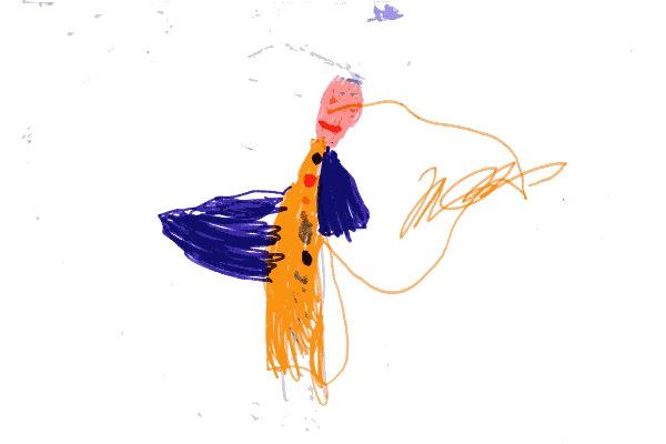 Anna Pagnin - 4 anni