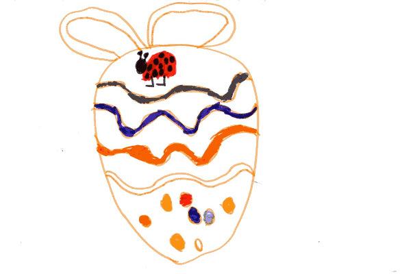 Matteo Pagnin - 6 anni
